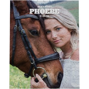 Frisco Personalized Portrait Photo Puzzle