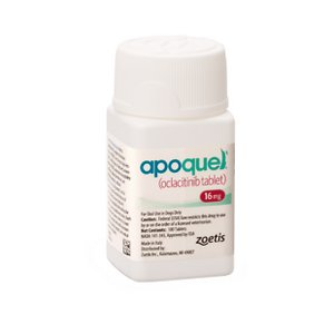 Apoquel Tablets for Dogs, 16-mg, 30 tablets