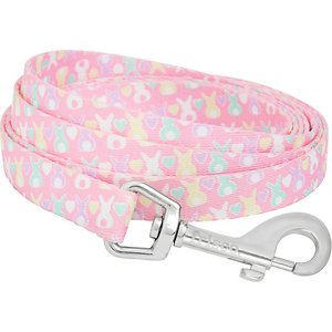 Frisco Easter Bunny Dog Leash, SM – Length: 6-ft, Width: 5/8-in