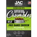 JAC Pet Nutrition Free Range Chicken Dehydrated  Superfood Dog & Cat Meal Topper
