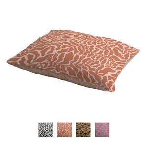 Deny Designs Pillow Cat & Dog Bed w/ Removable Cover, Abundance; Your furry friend can enjoy a paw-fect nap and catch some essential zzz's on a Deny Designs Pillow Cat & Dog Bed. Ideal for any beloved critter—including cats, dogs and even pigs—who needs a comfy spot, this bed is equipped with cozy fleece and a removable cover for easy cleaning. Better yet, it's crafted to be stylish! This artist-designed, USA-made pet bed will add a creative, cozy touch to your home.