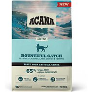 ACANA Bountiful Catch High-Protein Adult Dry Cat Food