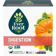EverRoot Digestion + Pumpkin Liquid Dog Supplement, 0.5-oz, case of 14
