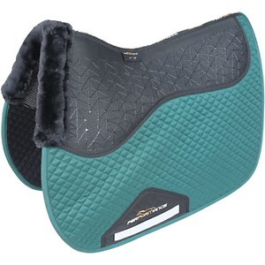 Shires Equestrian Products Performance Fusion Horse Saddlecloth, Green
