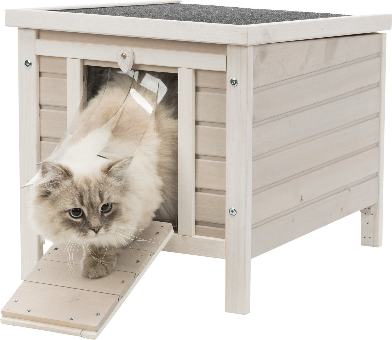 Trixie Natura 1 Story Cat Home Chewy Com