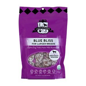Lord Jameson Blue Bliss Large Breed Dog Soft & Chewy Dog Treats, 10-oz bag