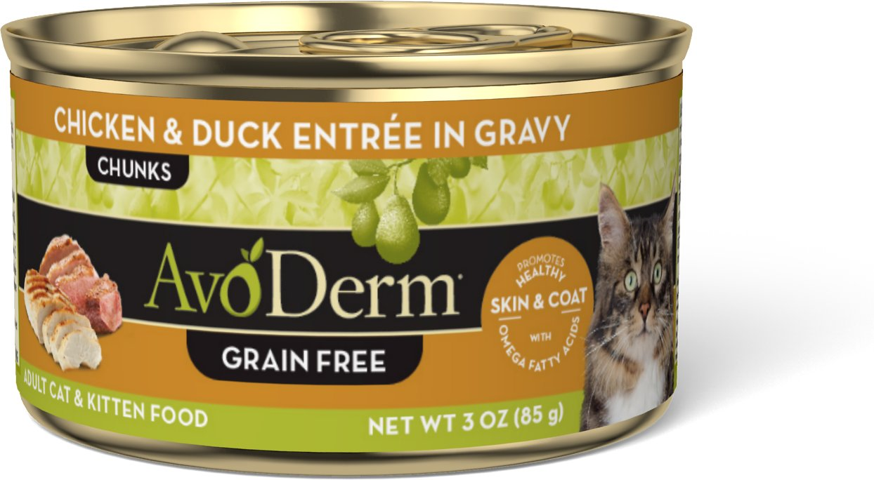 Avoderm Natural Canned Cat Food