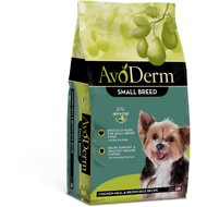 AvoDerm Natural Chicken Meal & Brown Rice Formula Small Breed Adult Dry Dog Food 3.5-lb bag