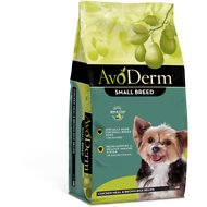 AvoDerm Natural Chicken Meal & Brown Rice Formula Small Breed Adult Dry Dog Food, 7-lb bag