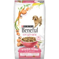 Purina Beneful Originals with Real Salmon Dry Dog Food, 31.1-lb bag