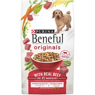 Purina Beneful Originals with Real Beef Dry Dog Food, 31.1-lb bag