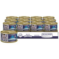 Blue Buffalo Wilderness Chicken Grain-Free Canned Cat Food, 3-oz, case of 24