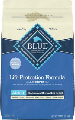 Blue Buffalo Dry Dog Food for Coonhounds