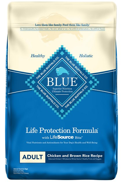 1. Blue Buffalo Life Protection Formula