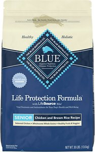 Blue Buffalo Life Protection Senior Dry Dog Food