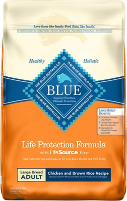 4. Blue Buffalo Life Protection Formula
