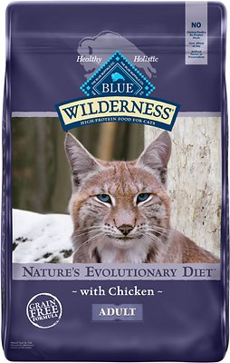 1. Blue Buffalo Wilderness Adult Dry Food