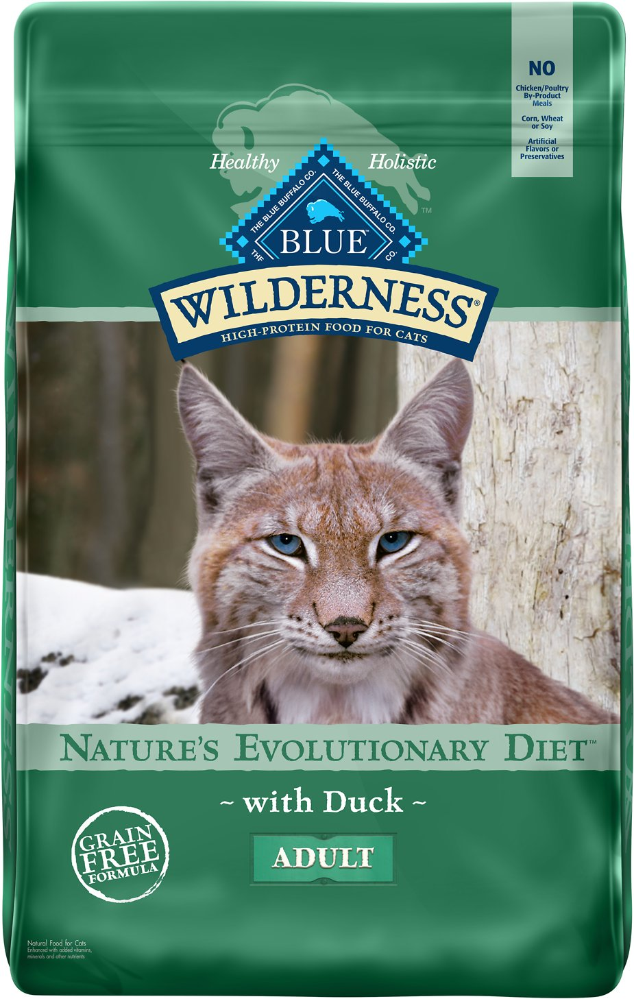 Blue Weight Control Cat Food