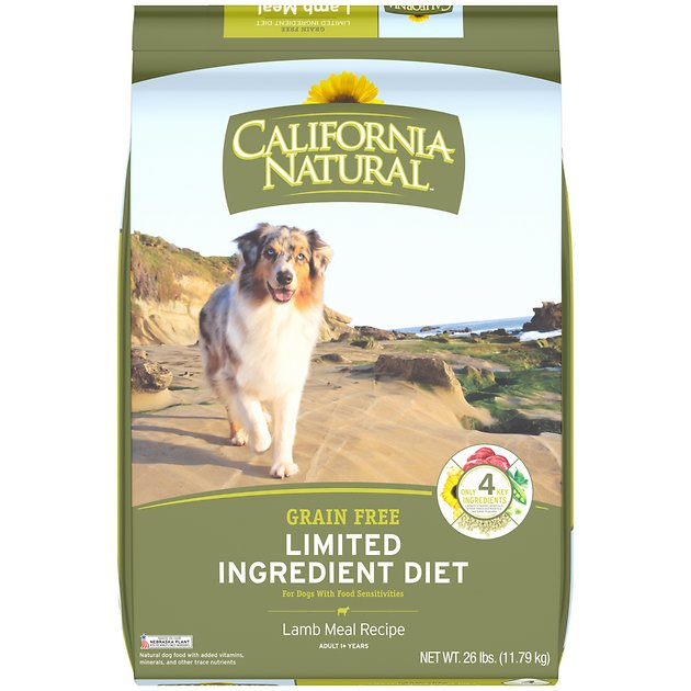 California Natural Dog Food Free Shipping