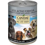CANIDAE All Life Stages Chicken, Lamb & Fish Formula Canned Dog Food