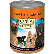 CANIDAE All Life Stages Lamb & Rice Formula Canned Dog Food