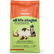 CANIDAE All Life Stages Less Active Formula Dry Dog Food, 15-lb bag
