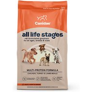 CANIDAE All Life Stages Multi-Protein Formula Dry Dog Food, 5-lb bag