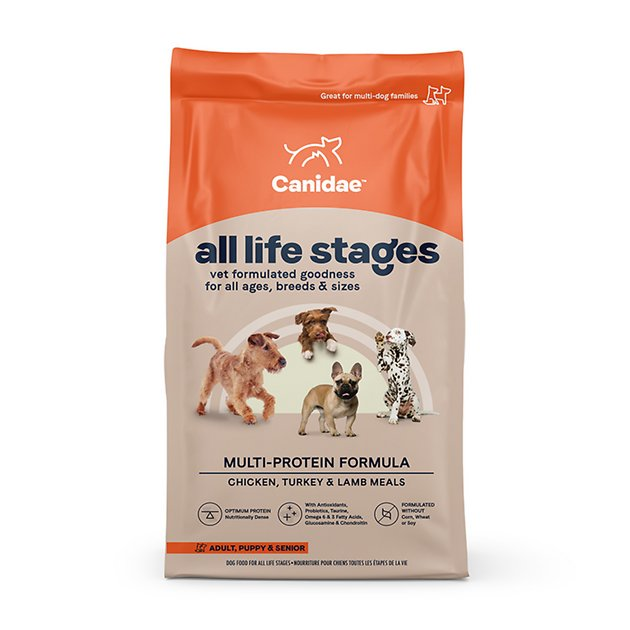 4. Canidae Premium Dry Dog Food