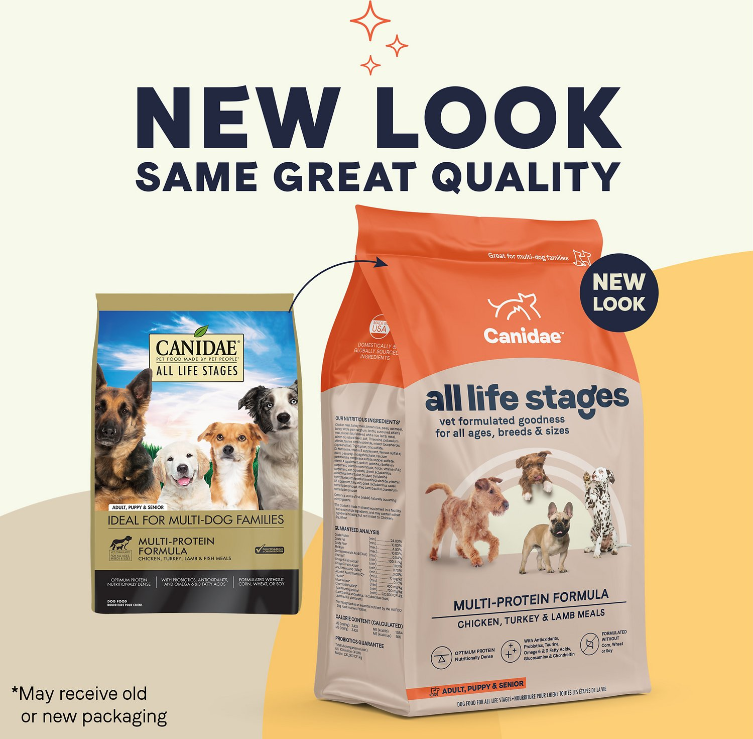 Canidae Life Stages All Life Stages Formula Dry Dog Food
