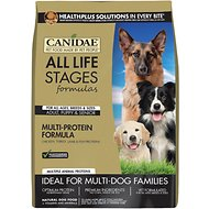 CANIDAE All Life Stages Multi-Protein Formula Dry Dog Food, 44-lb bag