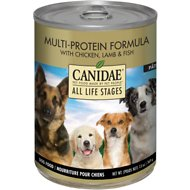 CANIDAE All Life Stages Formula Canned Dog Food, 13-oz, case of 12