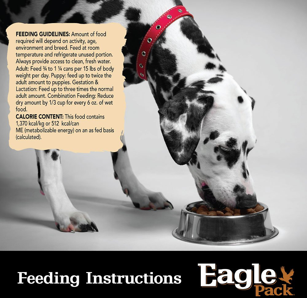 Eagle Pack Canned Dog Food Reviews