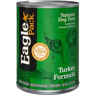 Eagle Pack Turkey Formula Canned Dog Food, 13.2-oz, case of 12