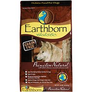 Earthborn Holistic Primitive Natural Grain-Free Natural Dry Dog Food, 14-lb bag
