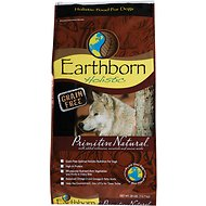 Earthborn Holistic Primitive Natural Grain-Free Natural Dry Dog Food, 28-lb bag