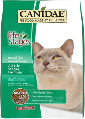 3. CANIDAE All Life Stages Formula Dry Cat Food