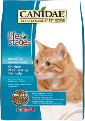 7. CANIDAE Life Stages Chicken Meal & Rice