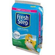 Fresh Step Scented Non-Clumping Clay Cat Litter, 35-lb bag