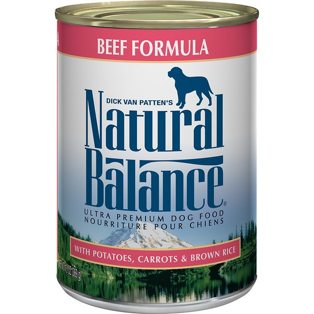 Reviews On Natural Balance Canned Dog Food