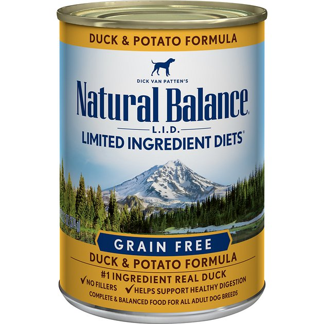 Duck And Potato Dog Food Allergy
