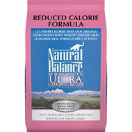 Natural Balance Original Ultra Reduced Calorie Formula Dry Cat Food, 6-lb bag