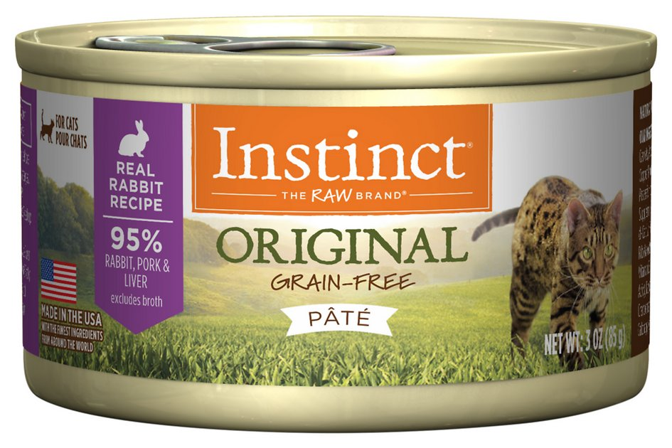 Nature S Variety Instinct Rabbit Canned Dog Food