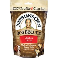 Newman's Own Chicken Flavor Small Size Dog Treats, 10-oz