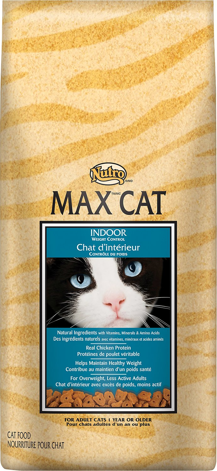 Nutro Max Weight Control Cat Food