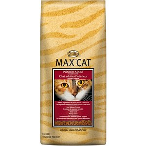 Nutro Max Indoor Adult Salmon Flavor Dry Cat Food, 16-lb bag