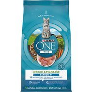 Purina ONE Vibrant Maturity 7+ Adult Premium Dry Cat Food, 7-lb bag