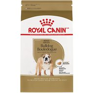 Royal Canin Bulldog Adult Dry Dog Food, 30-lb bag