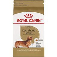Royal Canin Dachshund Adult Dry Dog Food, 10-lb bag