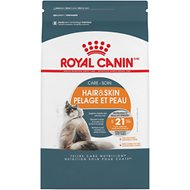 Royal Canin Hair & Skin Care Dry Cat Food, 7-lb bag