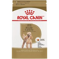 Royal Canin Poodle Adult Dry Dog Food, 10-lb bag